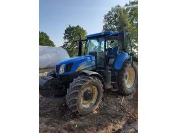 Wheel tractor New Holland T6080