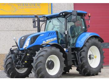 New Holland T6.175  - wheel tractor