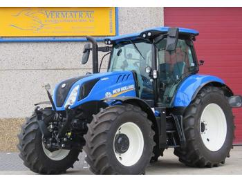 New Holland T6.180AC  - wheel tractor