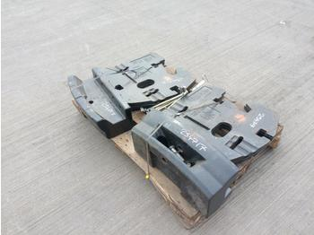 New Holland Counterweights to suit Tractor - counterweight
