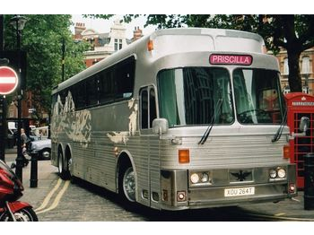 Detroit Diesel American Silver Eagle MK 05 Coach - double-decker bus