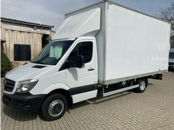 Mercedes-Benz Sprinter 516 Möbel Maxi 4,97 m. 27 m³ No. 316-8  - box van