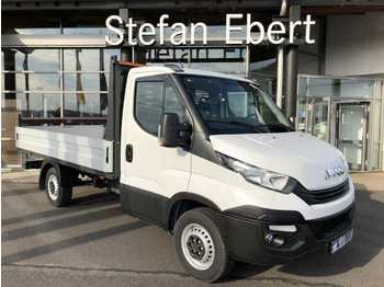 Open body delivery van Iveco Daily 35 S 16 Pritsche AHK+Klima+Tempomat+DAB