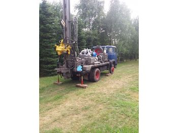 Drilling rig WIRTH Typ UH1