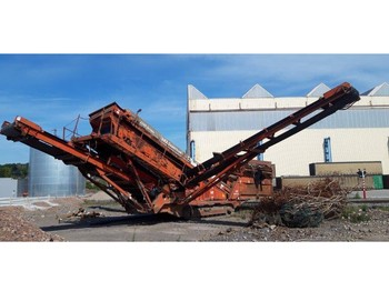 Finlay 683 SuperTrak - screener
