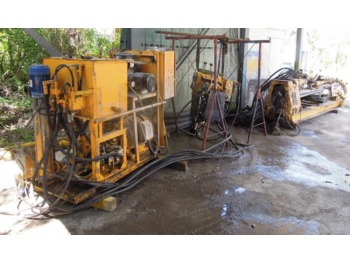 Atlas Copco BUT 6 EH  - tunneling equipment
