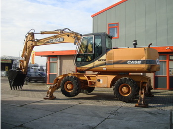 Wheel excavator CASE WX200 P4A