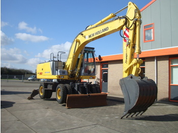 Wheel excavator NEW HOLLAND WE 190