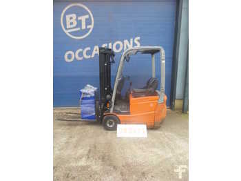 3-wheel front forklift BT C3E 150