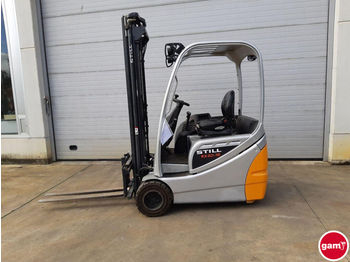 3-wheel front forklift STILL RX20-16: picture 1