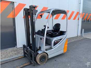 3-wheel front forklift Still RX20-15: picture 1