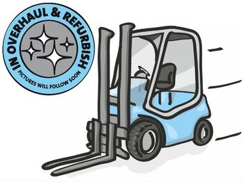 Still RX20-18 6201410  - 3-wheel front forklift