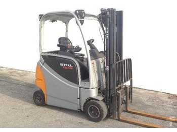 3-wheel front forklift Still RX 20-18 PH (2600 ore lavoro)