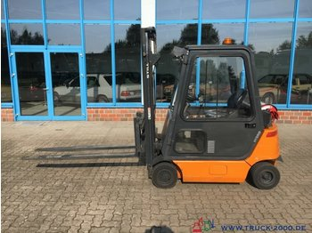 4-wheel front forklift Still R 70- 16 T Gas * 3,3 m - 1.600 kg * Gabel 1.80 m