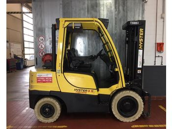 HYSTER H 3.5 FT Fortens Advance - forklift