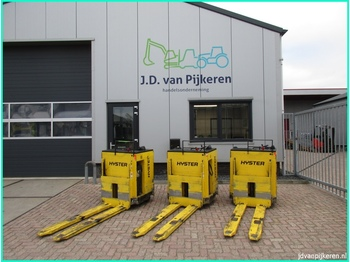 HYSTER RP2.0 2 tons electro pallettruck accu 2-2019! - pallet truck