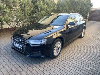 Car Audi A4, 2.0 l., wagon