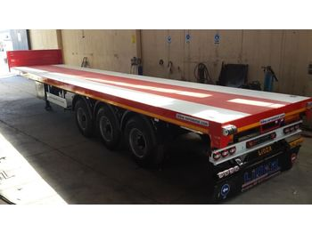 Dropside/ flatbed semi-trailer LIDER 2020 MODEL NEW DIRECTLY FROM MANUFACTURER FACTORY AVAILABLE READ