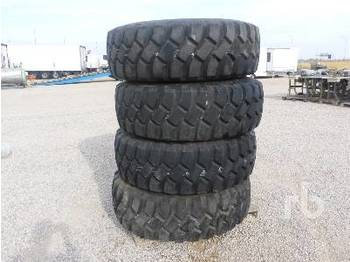 Tires GOODYEAR Qty of 4