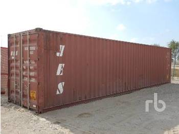QINGDAO QP-UESQ-01 40 Ft High Cube - container