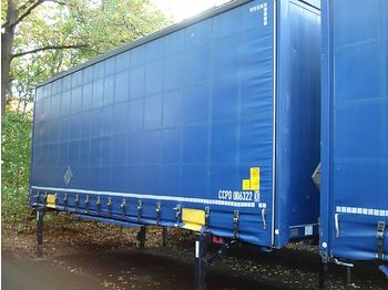 Curtainside swap body Krone - WP 7.7 Jumbo C 7,82 EN 12642 XL