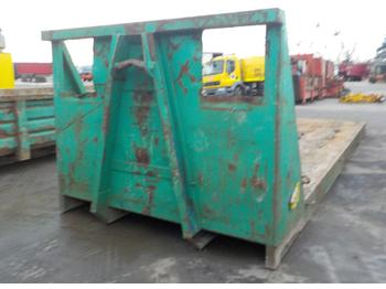 20 Yard RORO Skip to suit Hook Loader Lorry - roll-off container