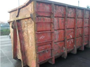 35 Yard RORO Skip to suit Hook Loader Lorry - roll-off container