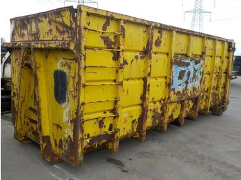 40 Yard RORO Skip to suit Hook loader - roll-off container