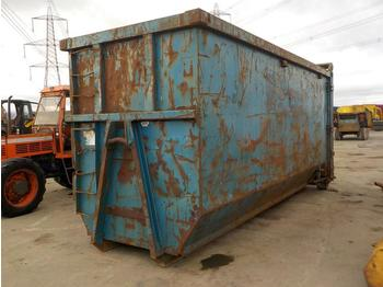 50 Yard RORO Skip to suit Hook loader - roll-off container