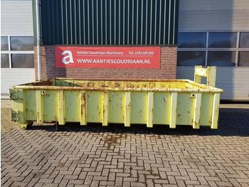 Haakarm container - roll-off container