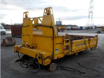 2012 Econ Dropside Tipper Body to suit Lorry - tipper body