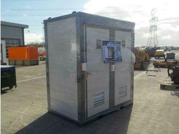 Swap body/ container Unused 2020 Portable Toilets, Double Closetool: picture 1