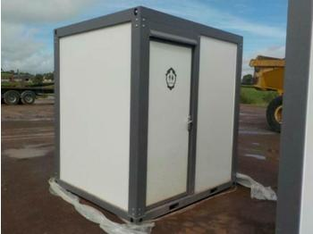 Swap body/ container Unused Portable Toilets, Shower