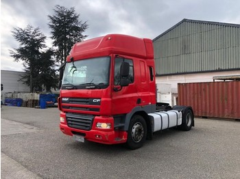 Tractor unit DAF FT CF 105.410 SC - EURO 5 - ORIGINAL KM - 2 TANKS - AUTOMATIC - TOP!
