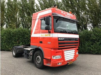 DAF FT XF105.410 Euro5 Manual - tractor unit