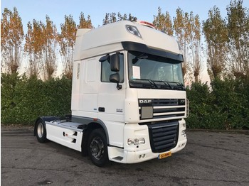 DAF FT XF105.460 Euro5 Intarder - tractor unit