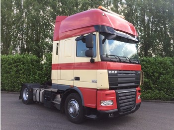 DAF FT XF105.460 Lowdeck Euro5 - tractor unit
