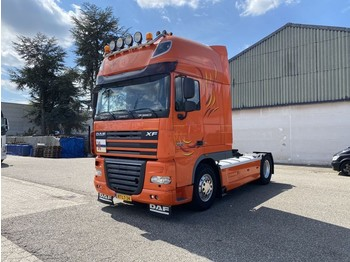 Tractor unit DAF FT XF105.460 - MANUAL - EURO 5 - NL SHOW TRUCK