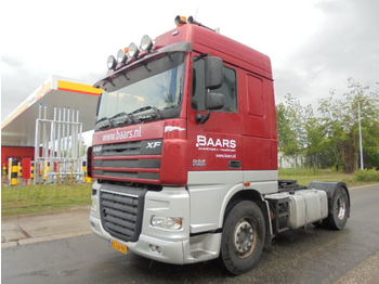 Tractor unit DAF XF105-410 MANUEL GEARBOX