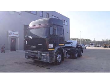 Iveco Eurotech 260 E 27 (MANUAL PUMP /FULL STEEL / 6X4) - tractor unit