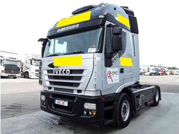 "Iveco Stralis 450 Manual Zf intarder "" race truck paint' - tractor unit"