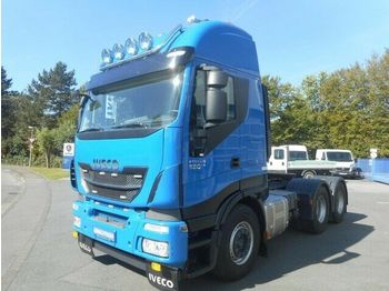 Iveco Stralis AS440S56TZ/P-HM (6x4 / 80 to.) Euro6 ZV  - tractor unit