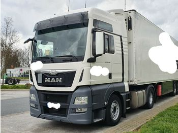 MAN TGX 18.440 XXL *2-Tanks *ACC *1.Hand *TOP  - tractor unit