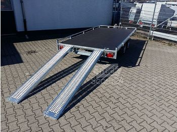 Eduard - Cartrailer for EXPORT big stock buy now - livestock trailer
