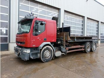 2004 Renault 320 DCI - cable system truck