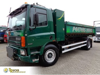 DAF 75.240 ATI + Manual + NCH System + Euro 1 + Full blad - cable system truck