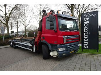 DAF CF 85 430 6x2  - cable system truck