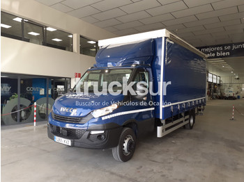 Iveco 72C18 - curtainsider truck