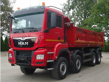 Tipper MAN TGS 35.460 8x6 BB Kipper Meiller mit Bordmatik