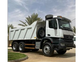 Mercedes-Benz 3342 6X4  Mulden Kipper Euromix ET 18  - tipper